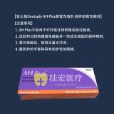 登士柏Dentsply AH Plus® 根管充填剂 注射型根充糊剂
